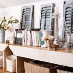 Đóng nội thất tiện dụng, thanh lịch từ gỗ pallet